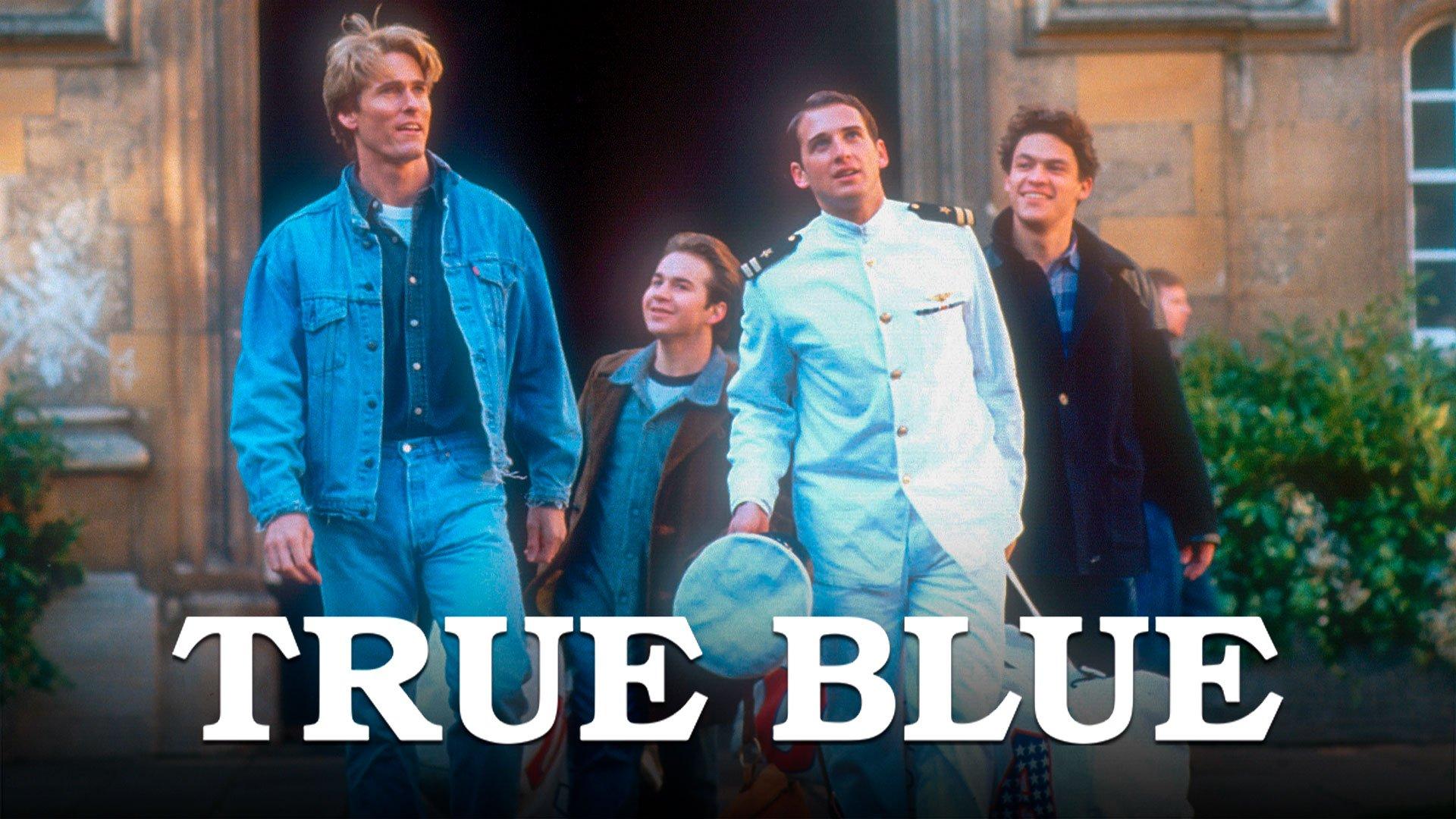 True Blue on BritBox UK
