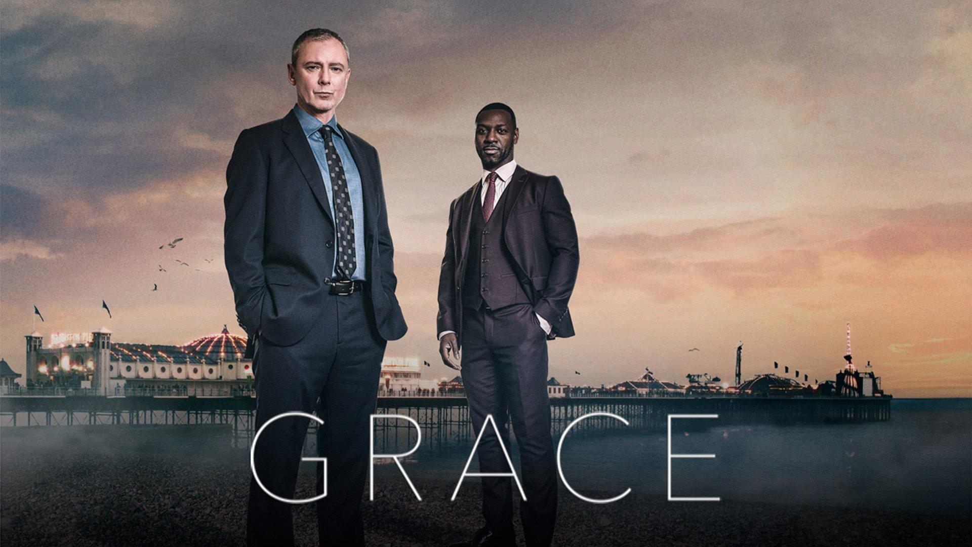 Grace on BritBox UK