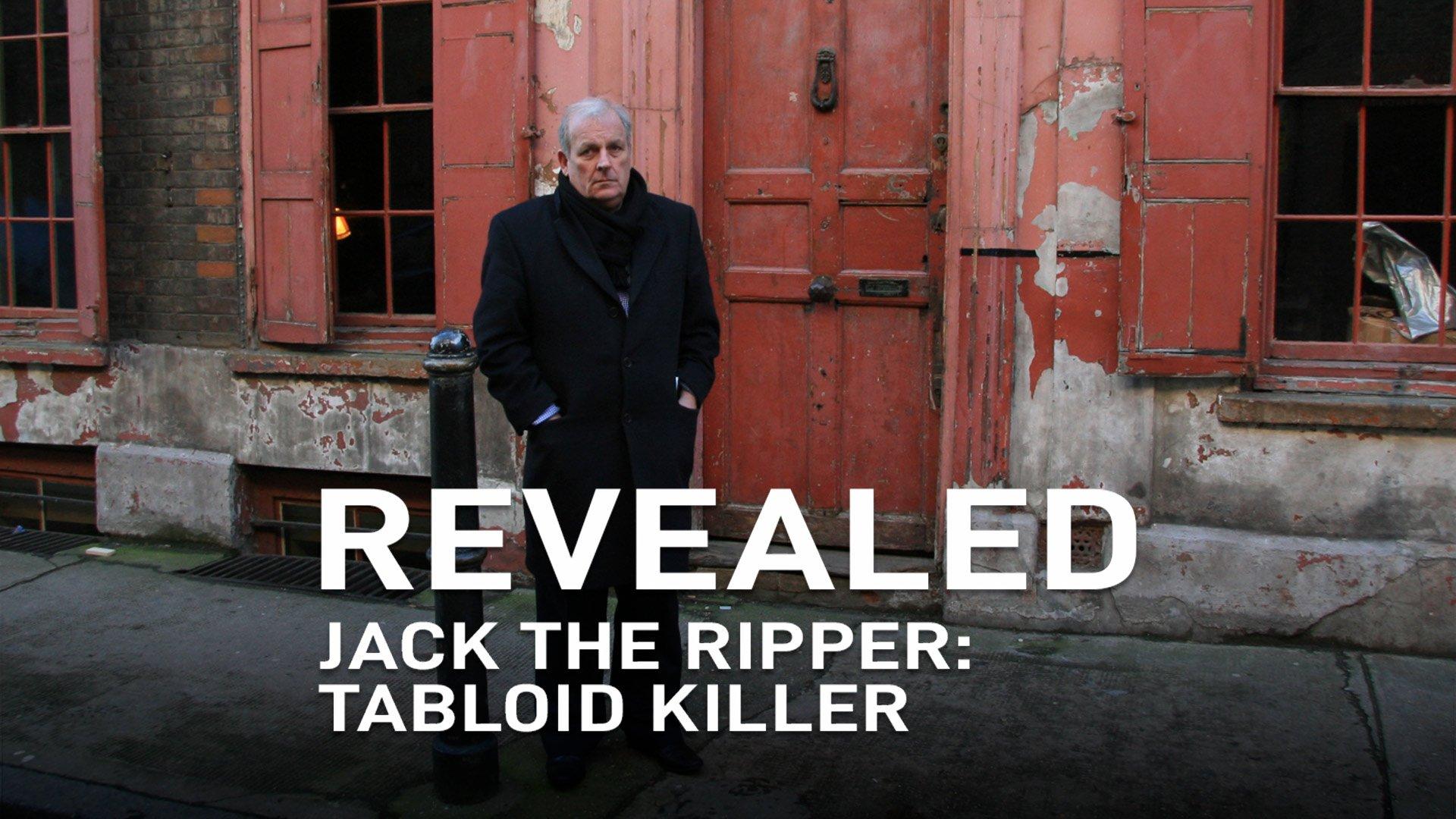 Revealed Jack the Ripper: Tabloid Killer on BritBox UK