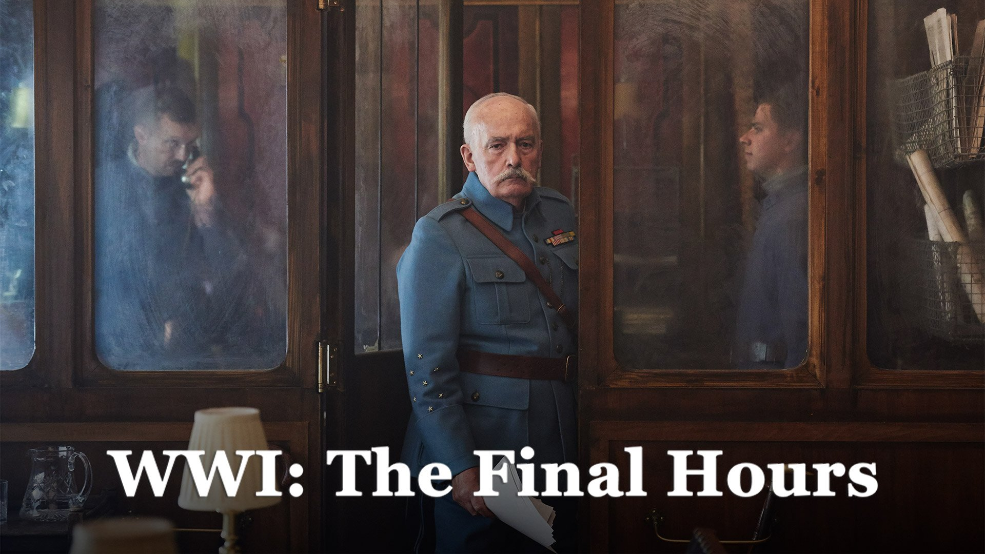 WW1 - The Final hours on BritBox UK
