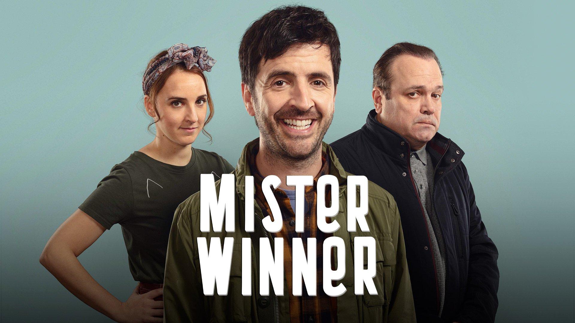 Mister Winner on BritBox UK
