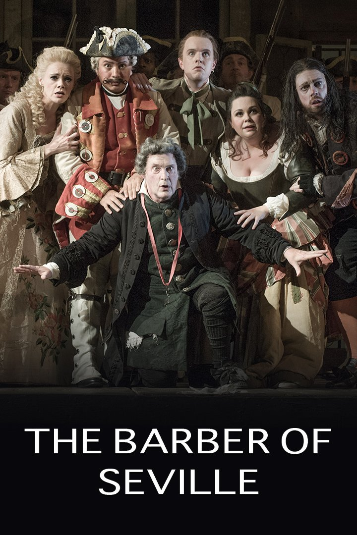 The Barber of Seville (English National Opera)