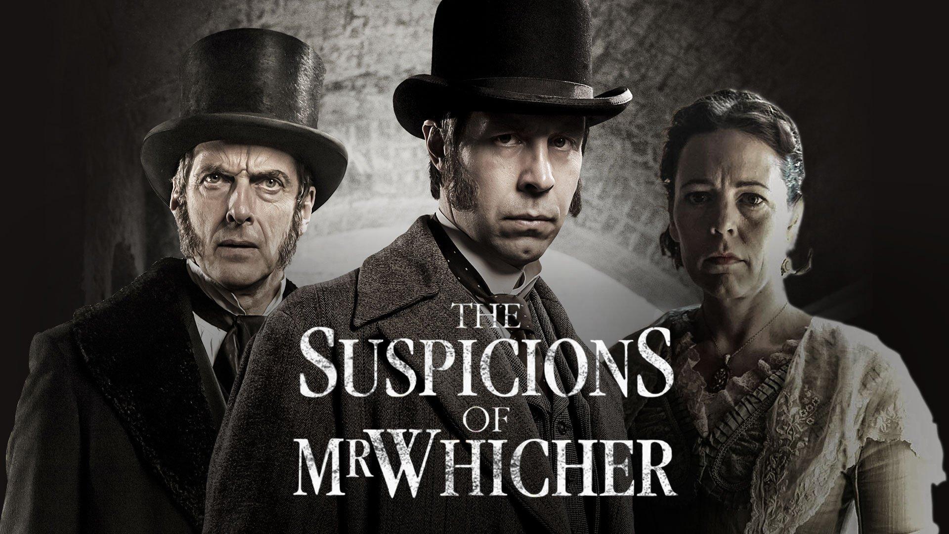 The Suspicions of Mr Whicher on BritBox UK