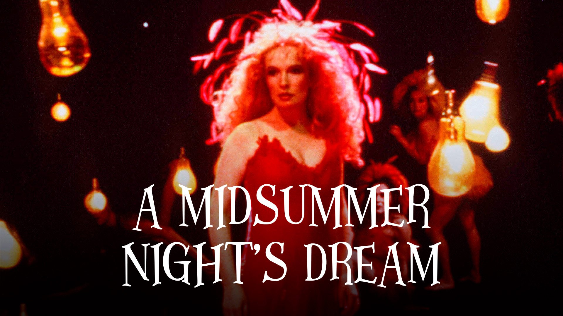 A Midsummer Night's Dream on BritBox UK