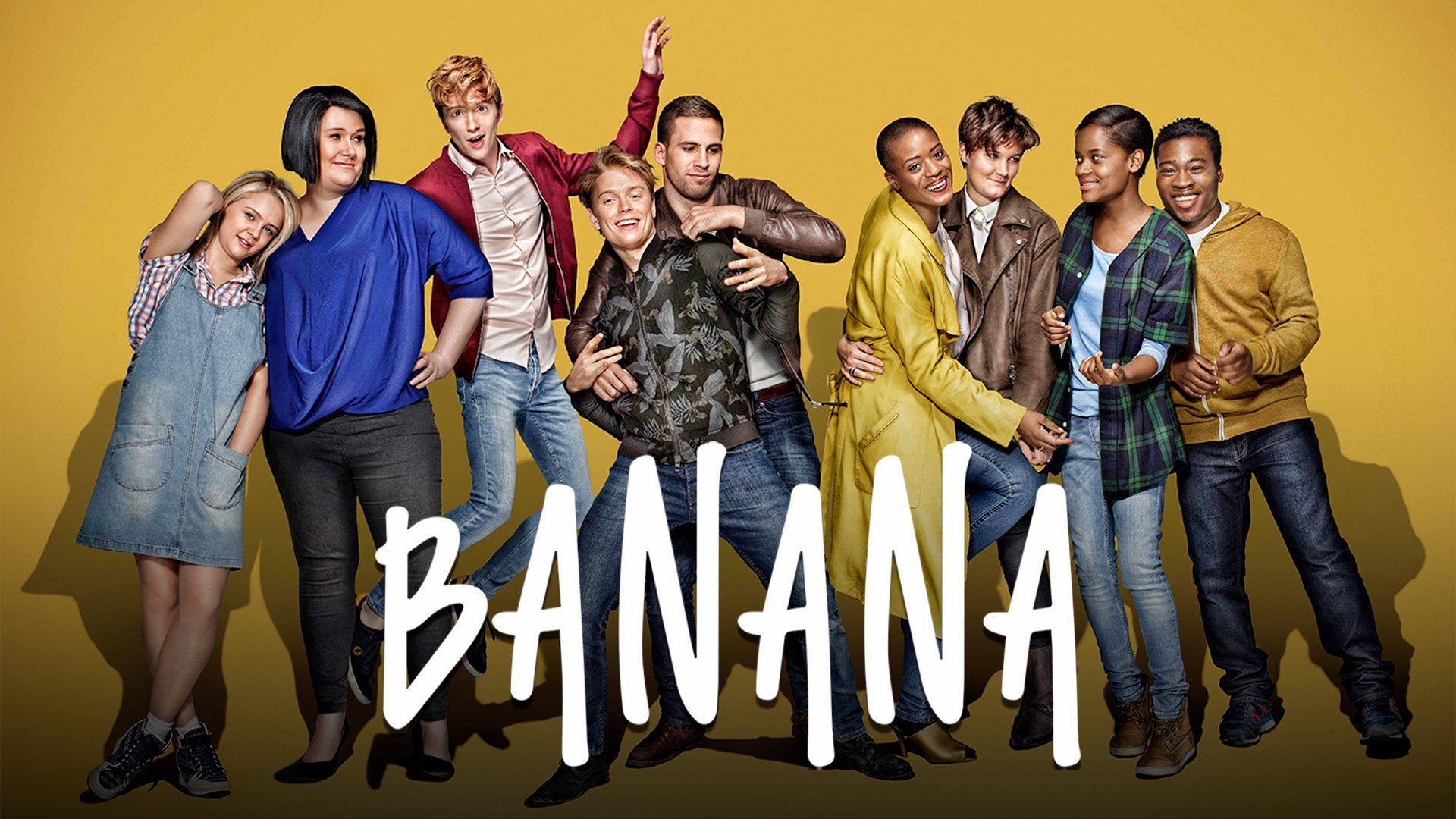 Banana on BritBox UK