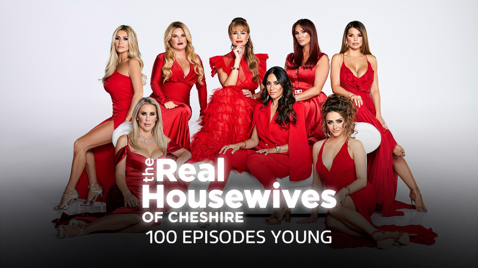 The Real Housewives of Cheshire: 100 Episodes Young on BritBox UK