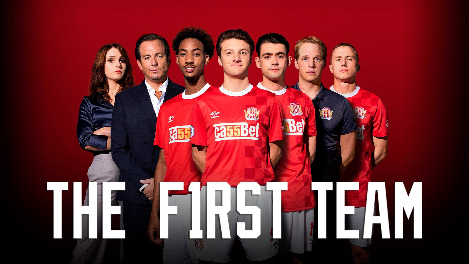 The First Team on BritBox UK