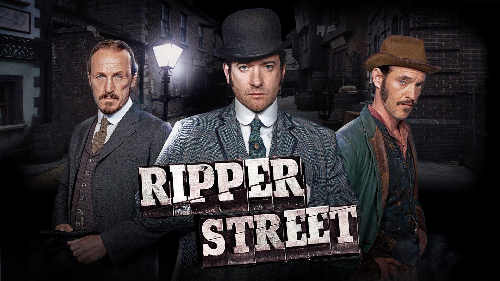 Ripper Street on BritBox UK