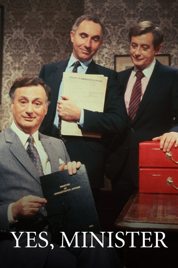 Yes, Minister on BritBox UK