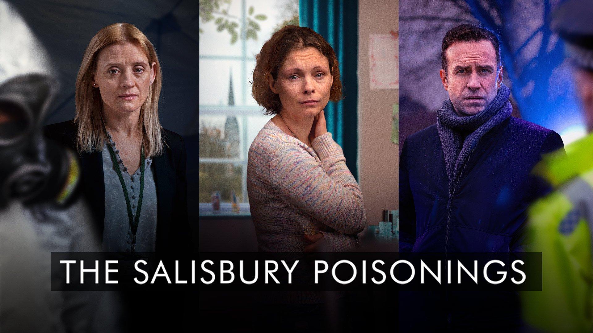 The Salisbury Poisonings on BritBox UK