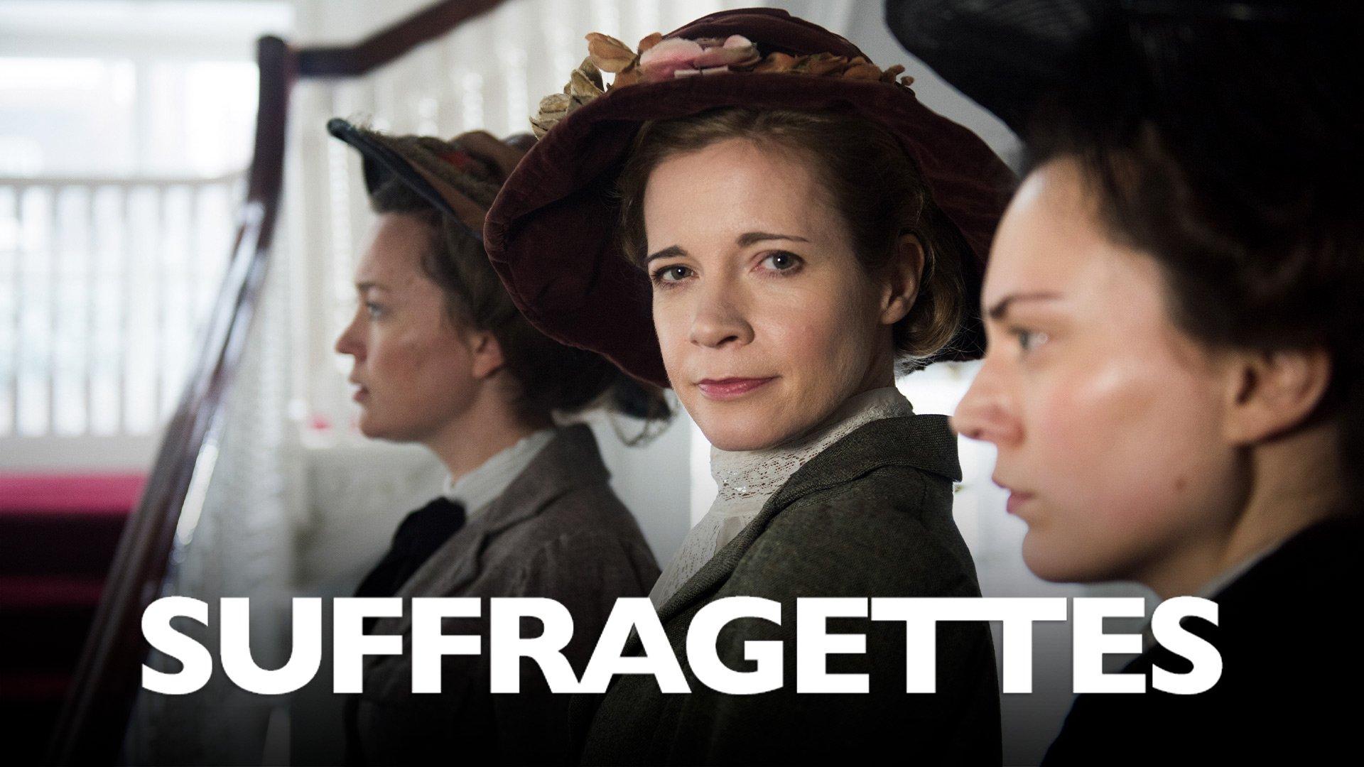 Suffragettes on BritBox UK