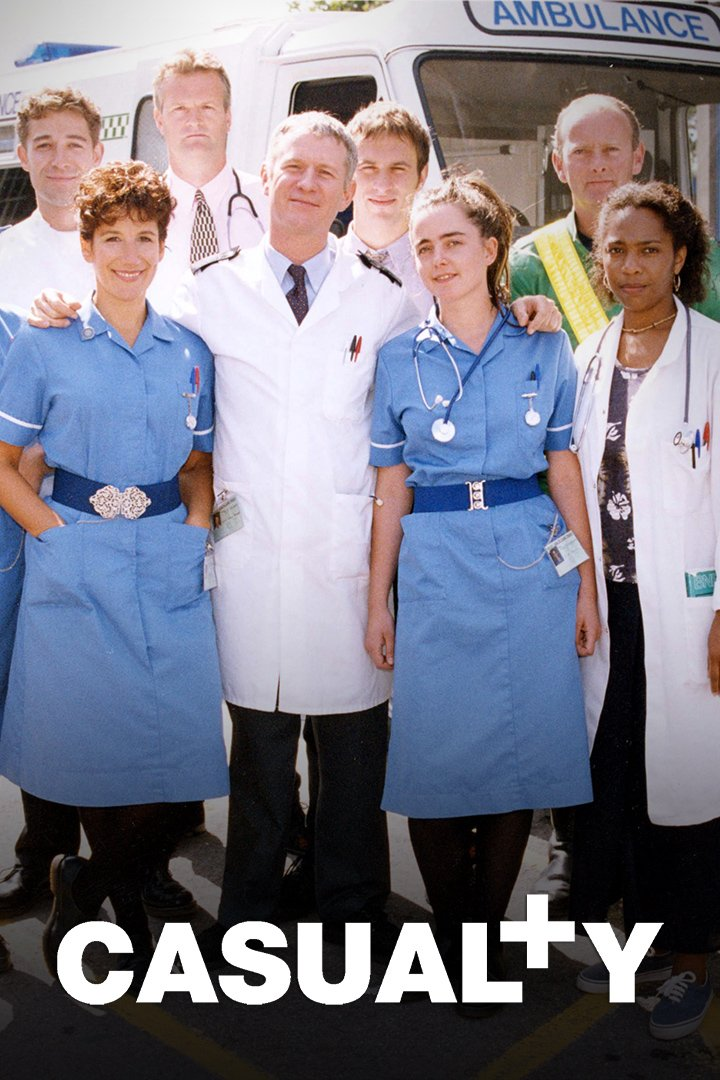 Casualty on BritBox UK