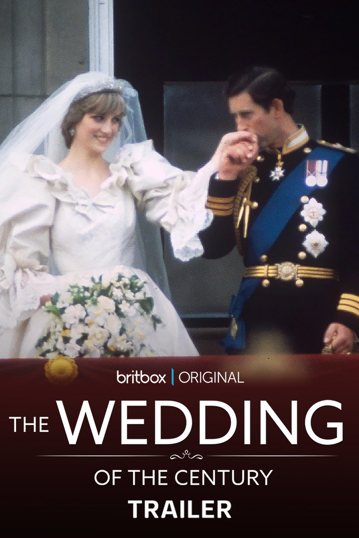 The Wedding Of The Century (Trailer) on BritBox UK