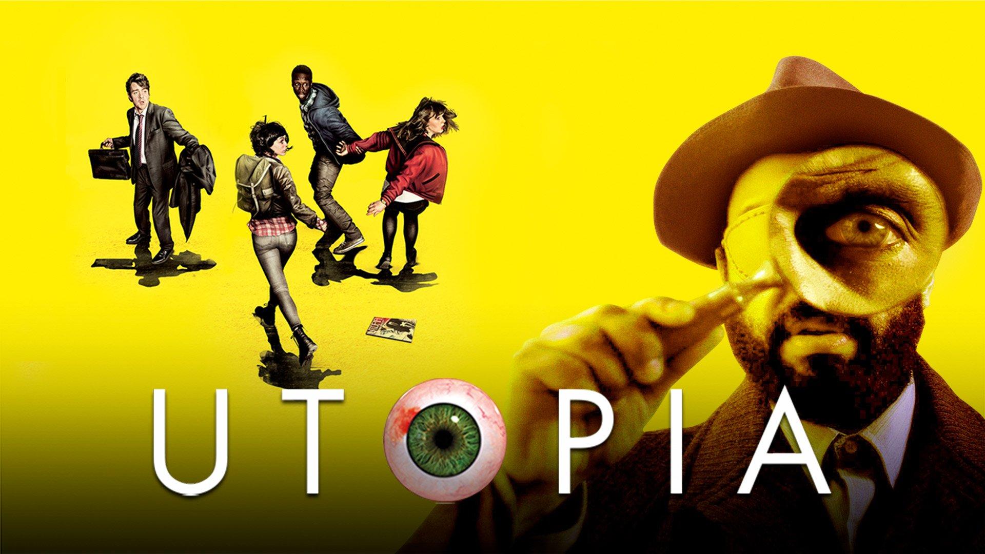 Utopia on BritBox UK