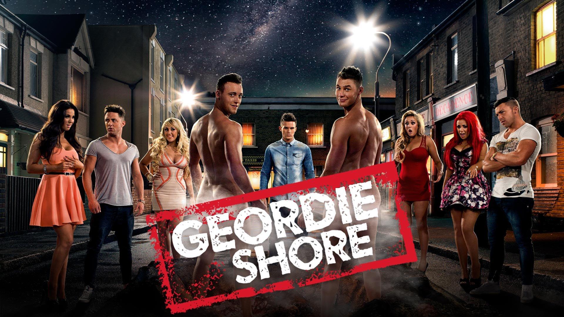 Geordie Shore on BritBox UK