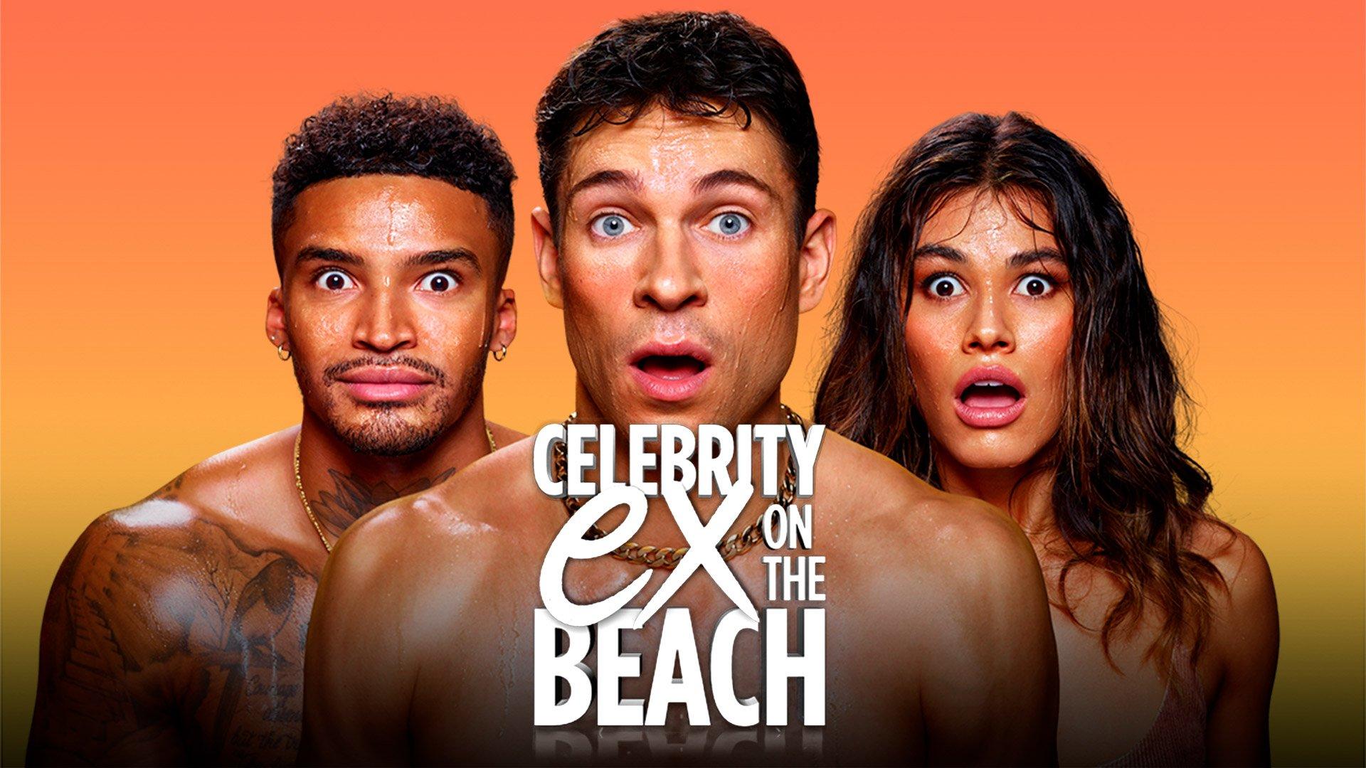 Celebrity Ex On The Beach on BritBox UK