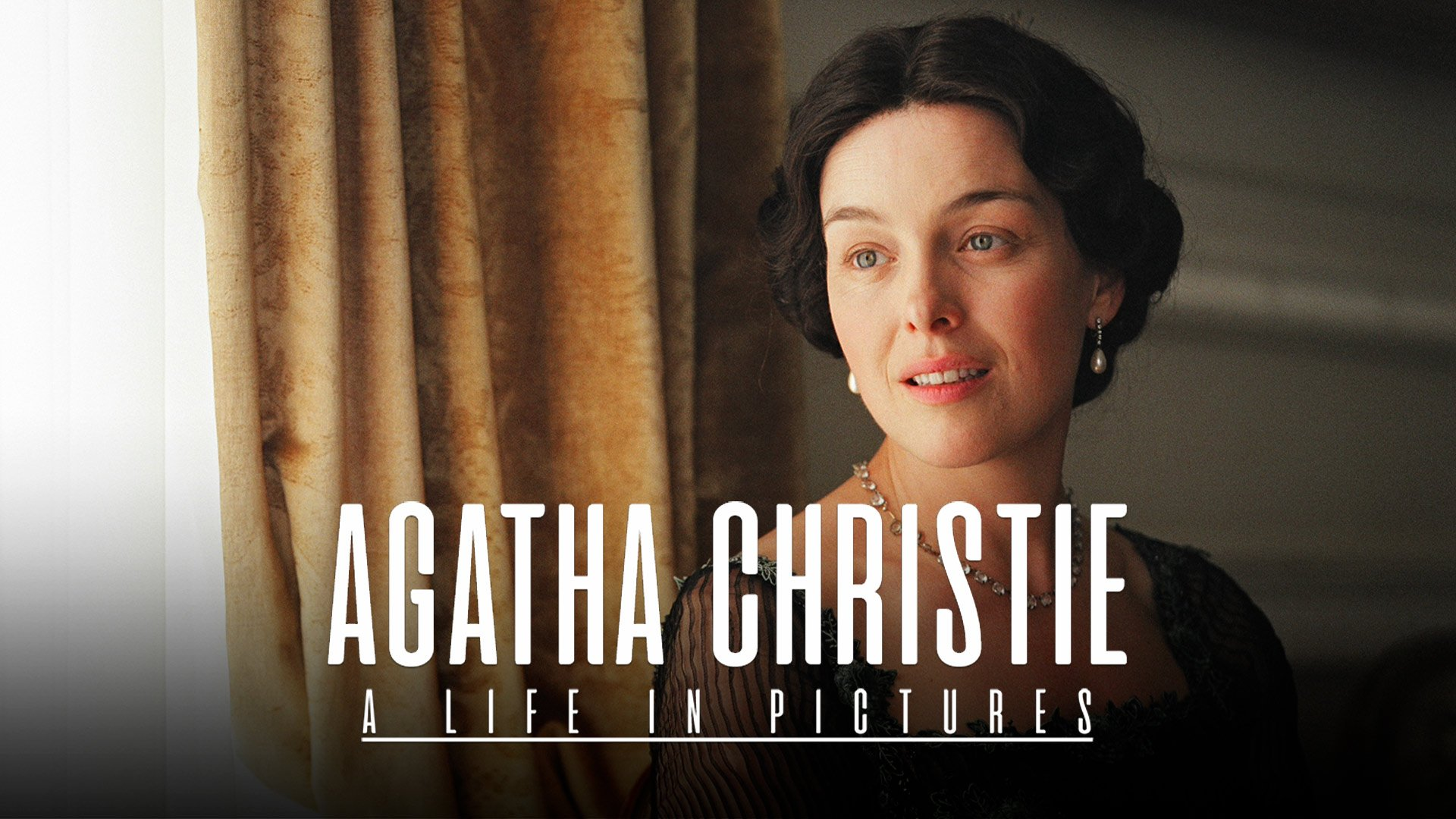 Agatha Christie: A Life in Pictures on BritBox UK