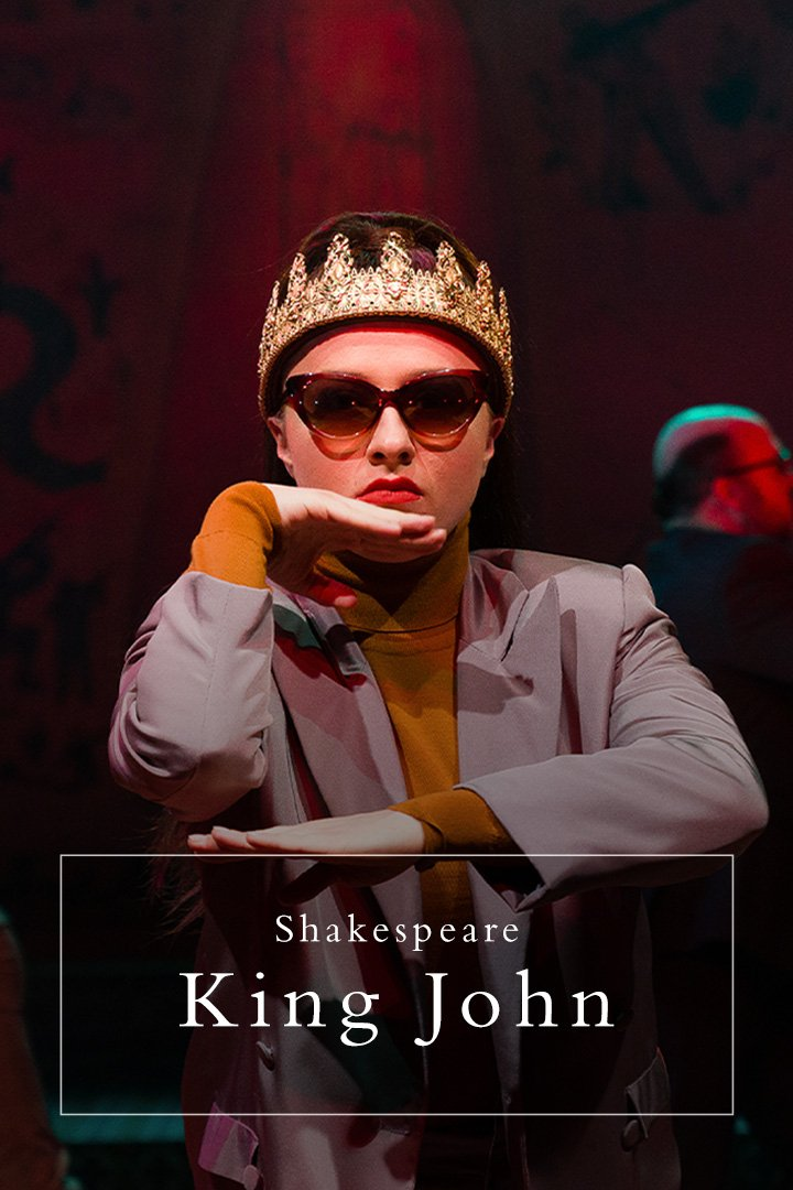 Shakespeare: King John