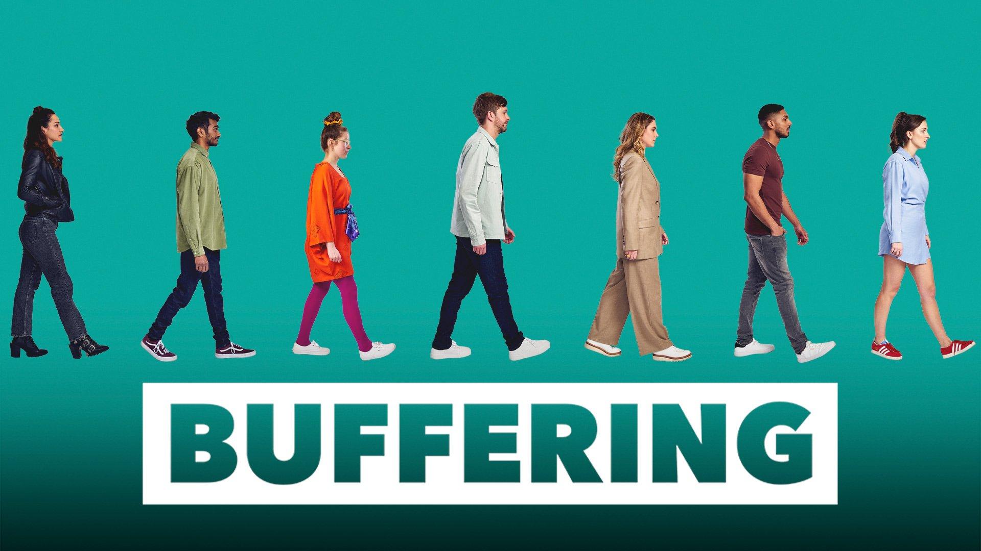 Buffering on BritBox UK