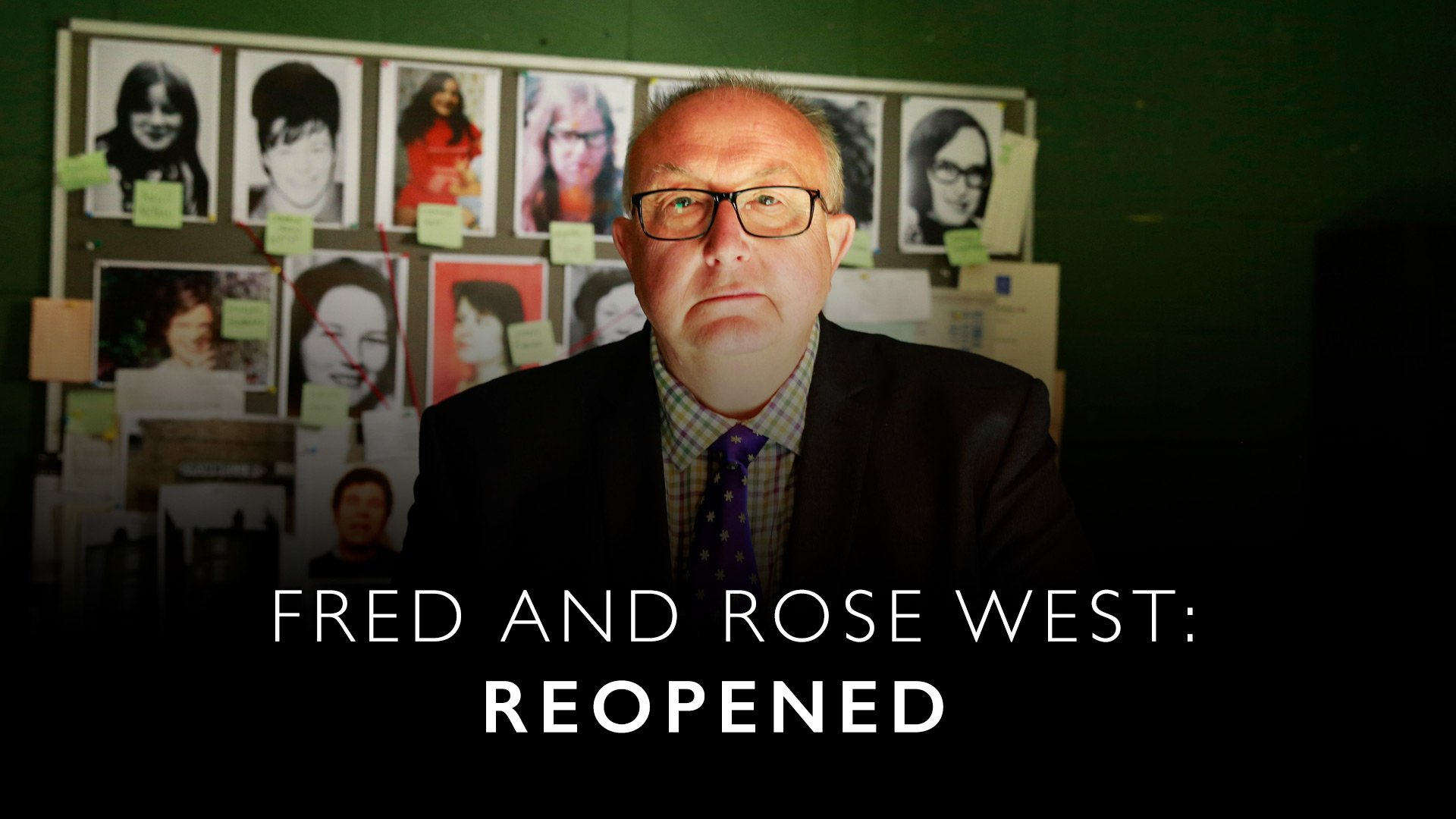 Fred and Rose West: Reopened on BritBox UK