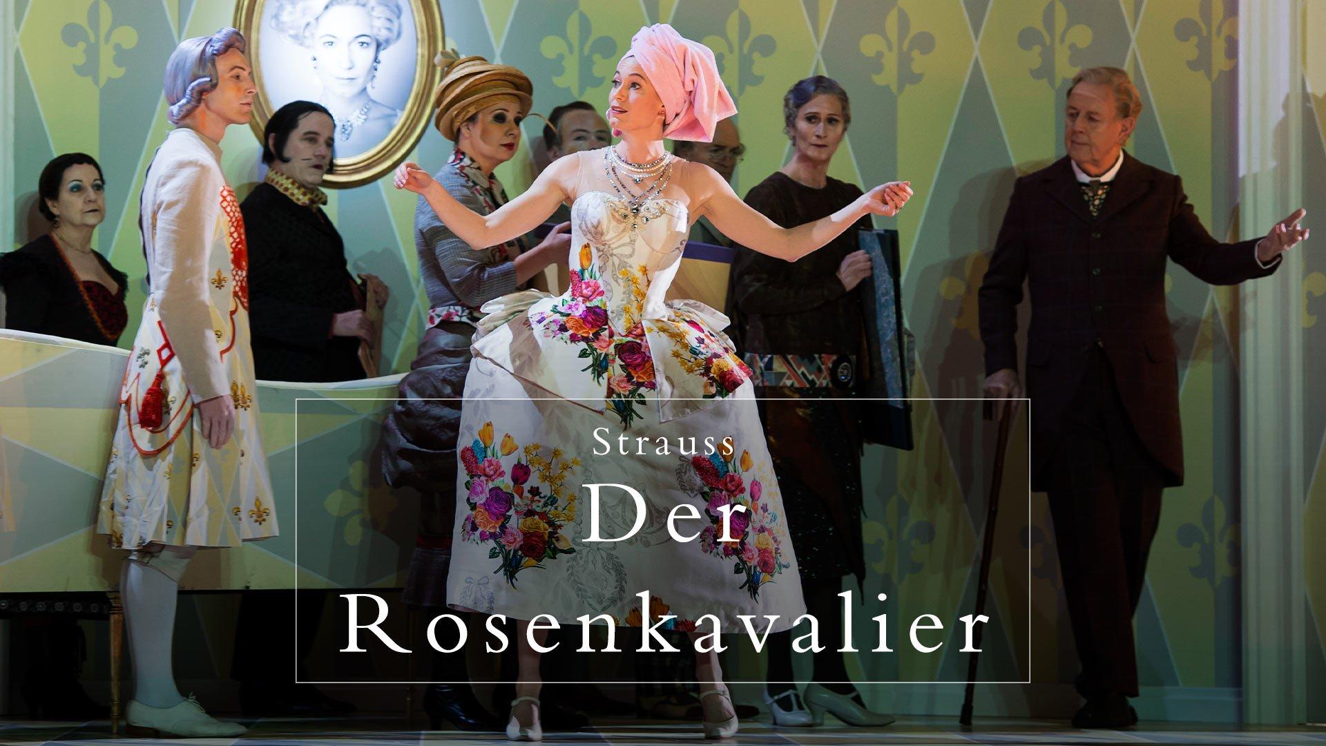 Strauss: Der Rosenkavalier on BritBox UK