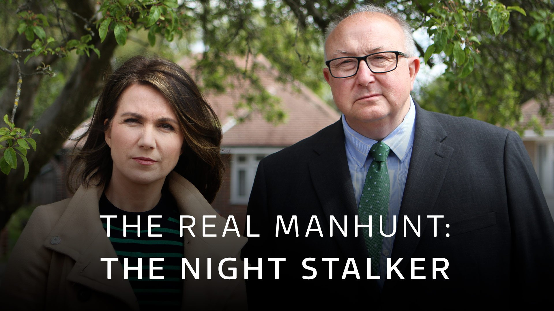 The Real Manhunt: The Night Stalker on BritBox UK