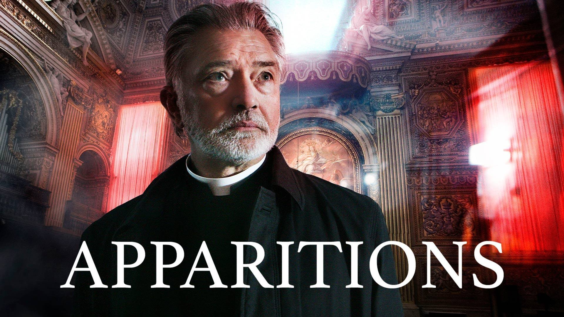 Apparitions on BritBox UK
