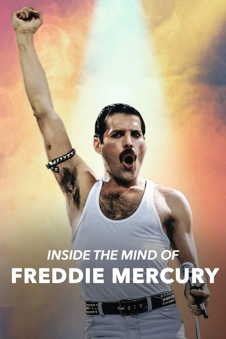 Inside the Mind of Freddie Mercury on BritBox UK