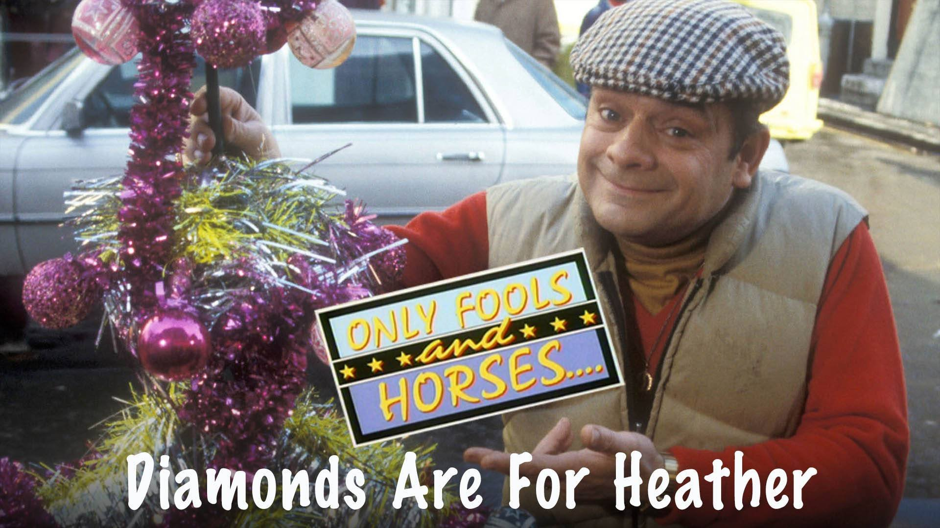 Only Fools and Horses Christmas Special 1982: Diamonds Are for Heather on BritBox UK
