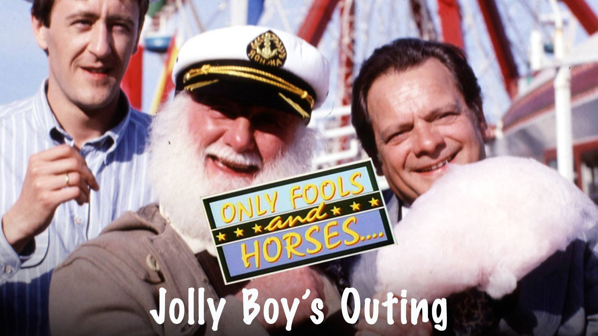 Only Fools and Horses Christmas Special 1989: Jolly Boy's Outing on BritBox UK