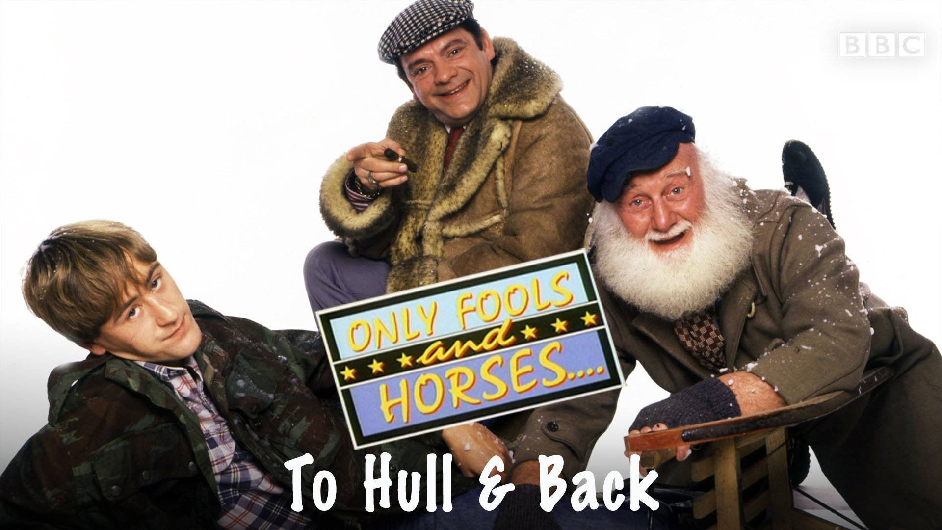 Only Fools and Horses Christmas Special 1985: To Hull and Back on BritBox UK