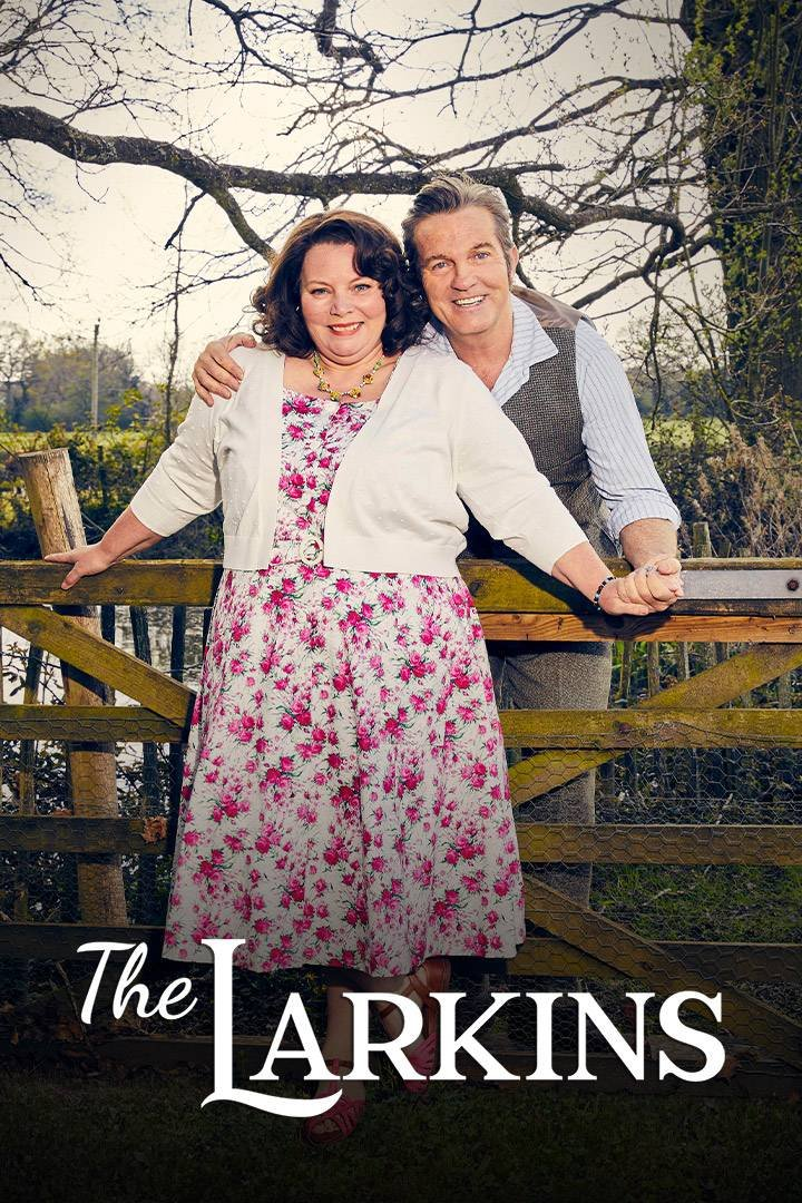 The Larkins on BritBox UK