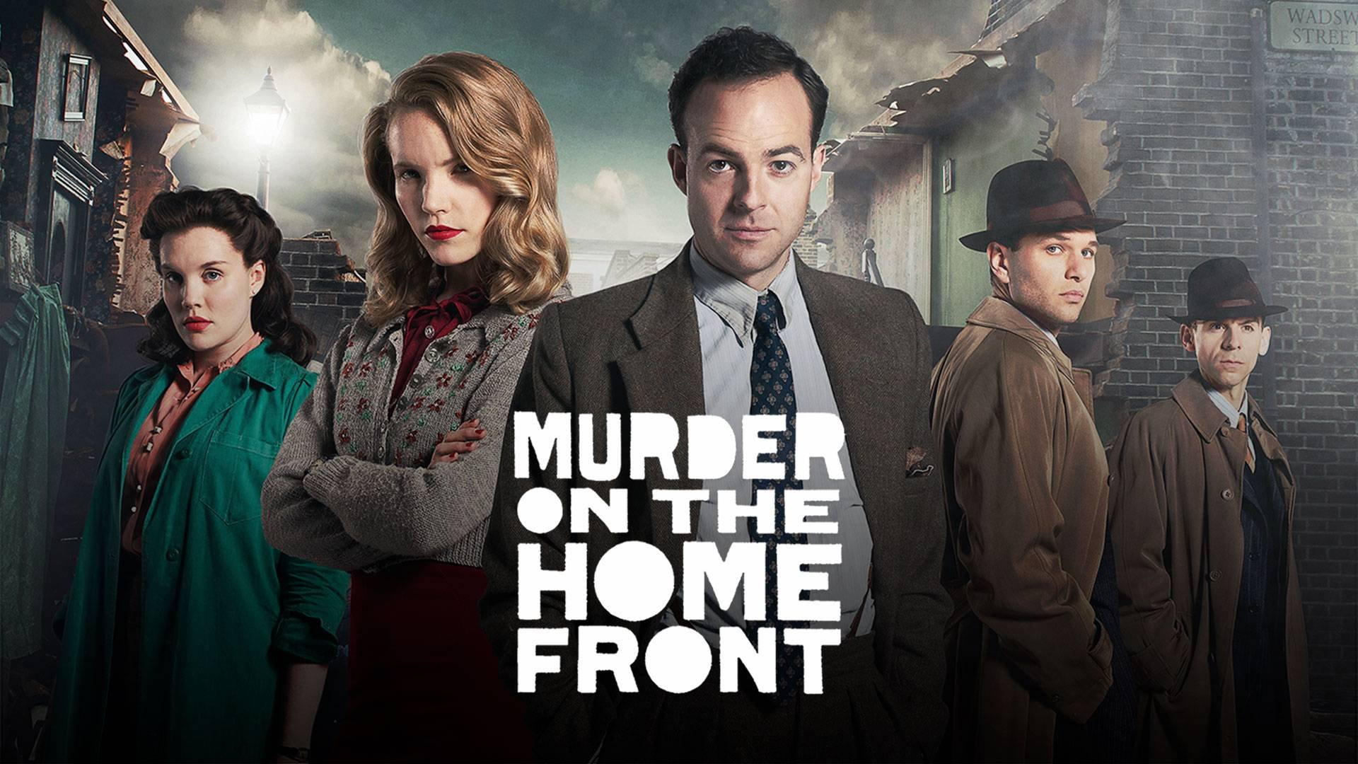 Murder on the Home Front (120') on BritBox UK
