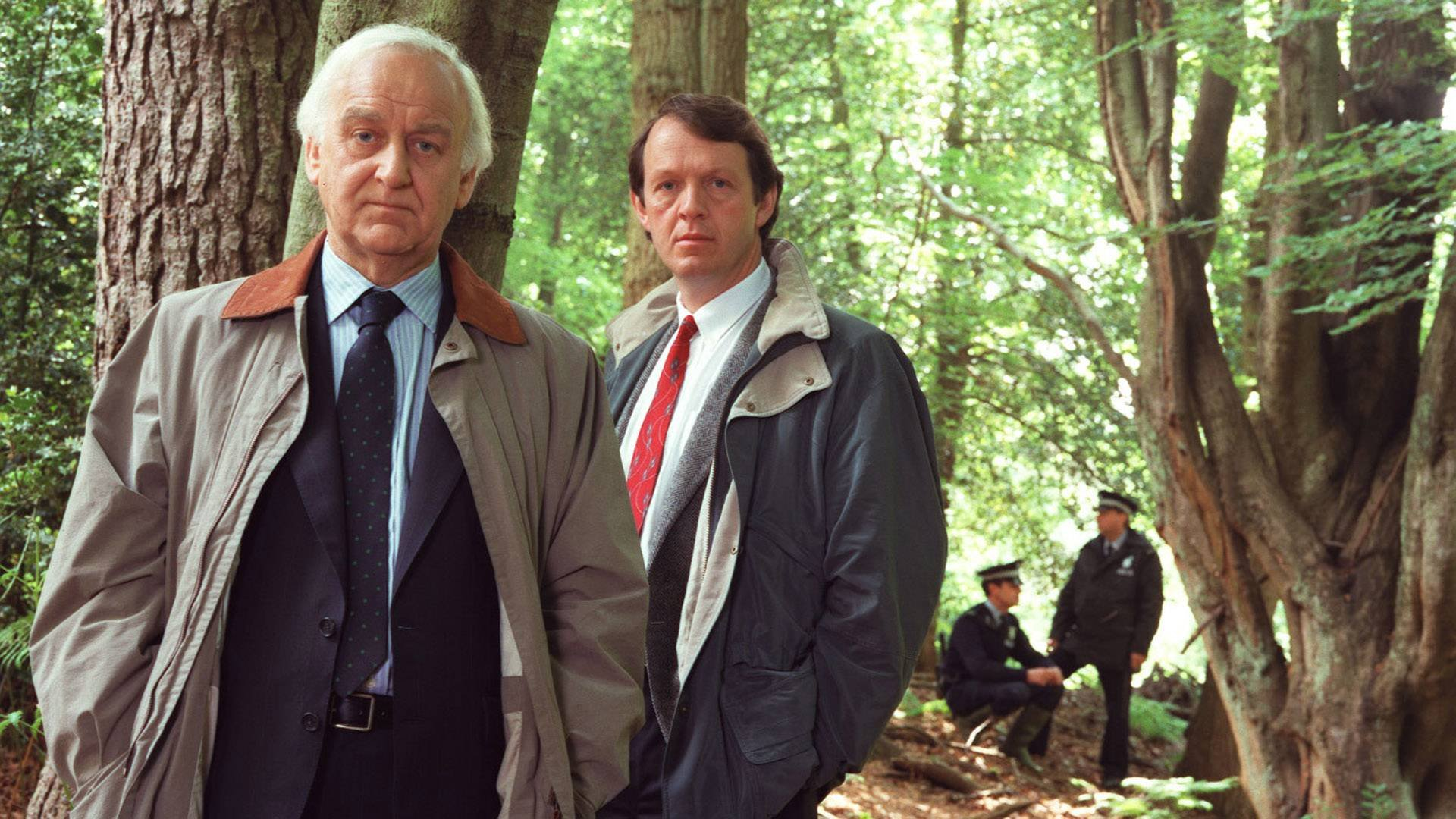 Inspector Morse: The Way Through the Woods on BritBox UK