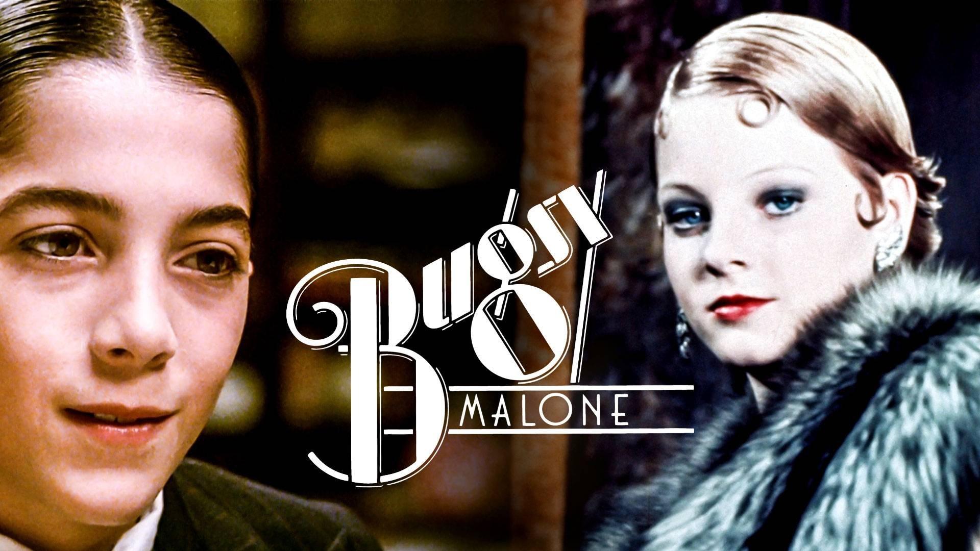 Bugsy Malone on BritBox UK