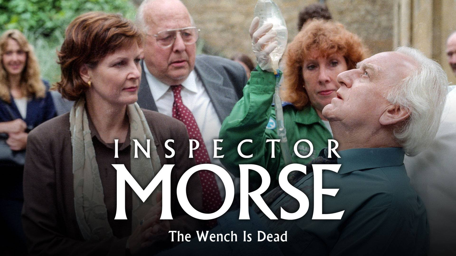Inspector Morse: The Wench is Dead on BritBox UK