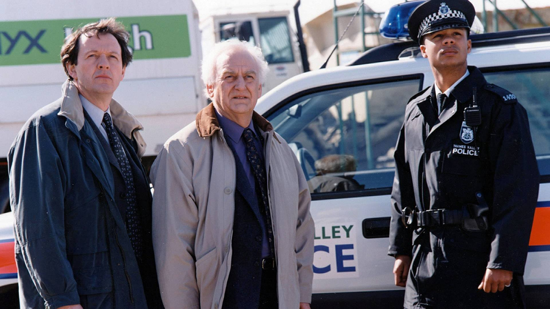 Inspector Morse Special: The Remorseful Day on BritBox UK