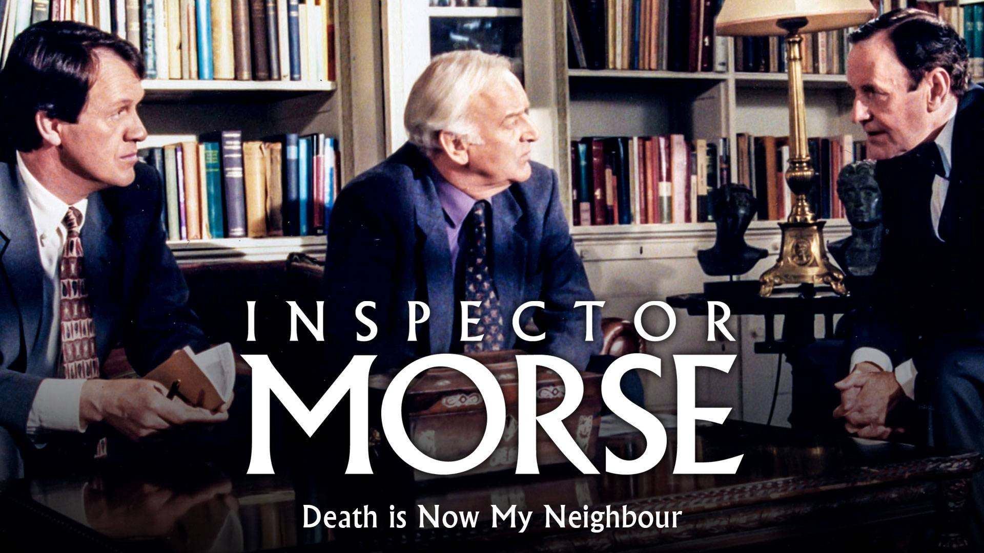 Inspector Morse: Death Is Now My Neighbour on BritBox UK