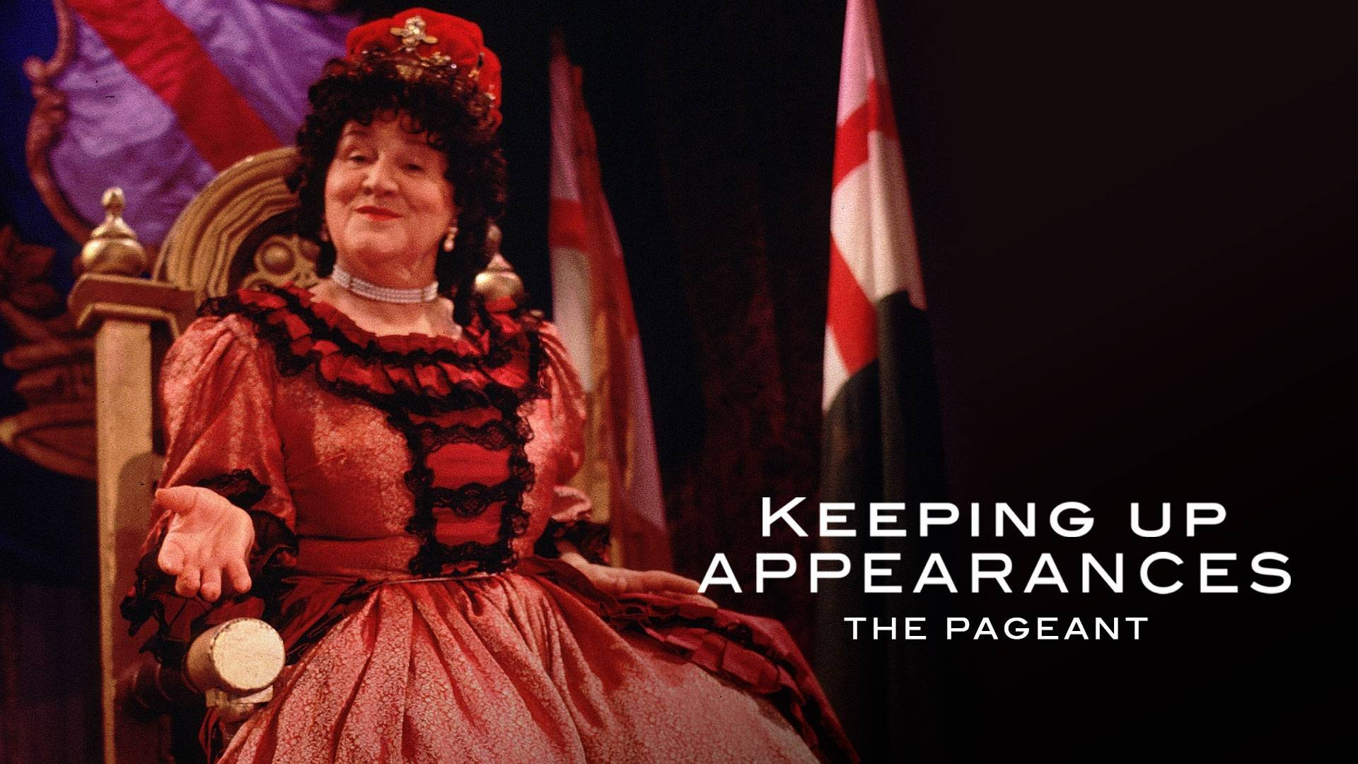 Keeping Up Appearances Christmas Special 1995: The Pageant on BritBox UK