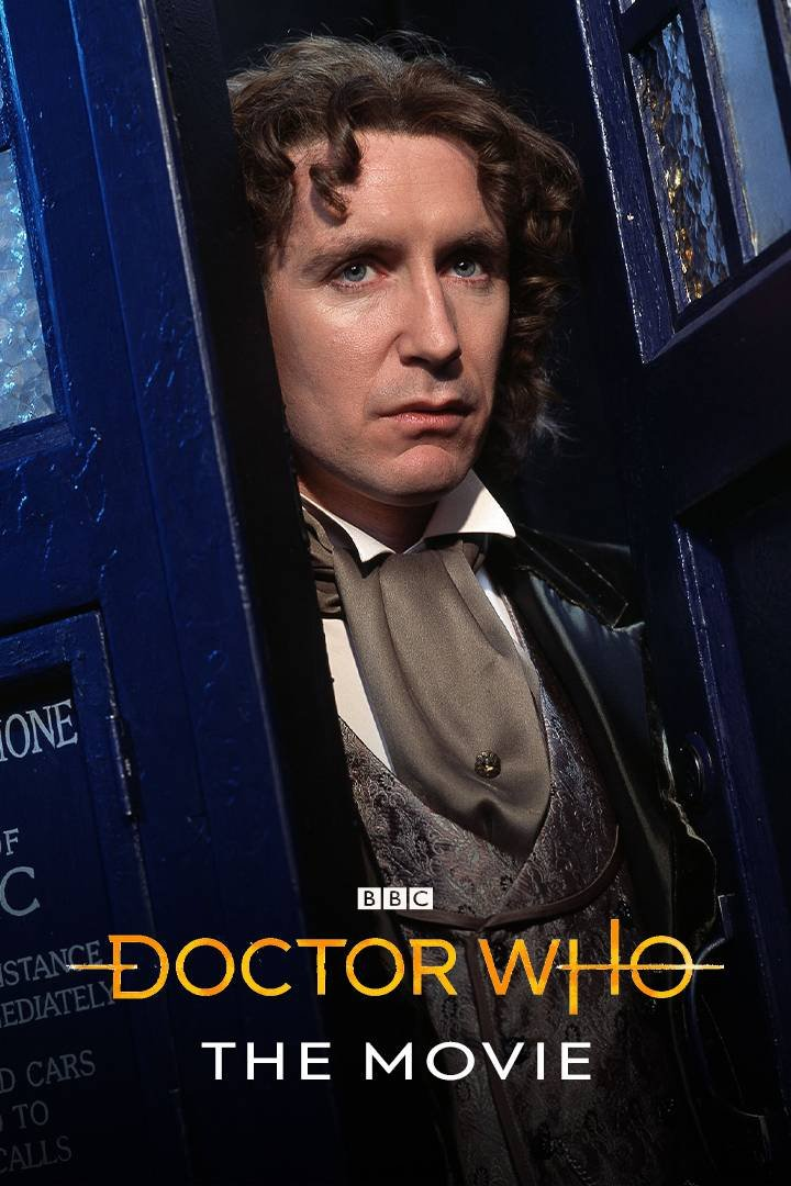 Doctor Who: The Movie on BritBox UK