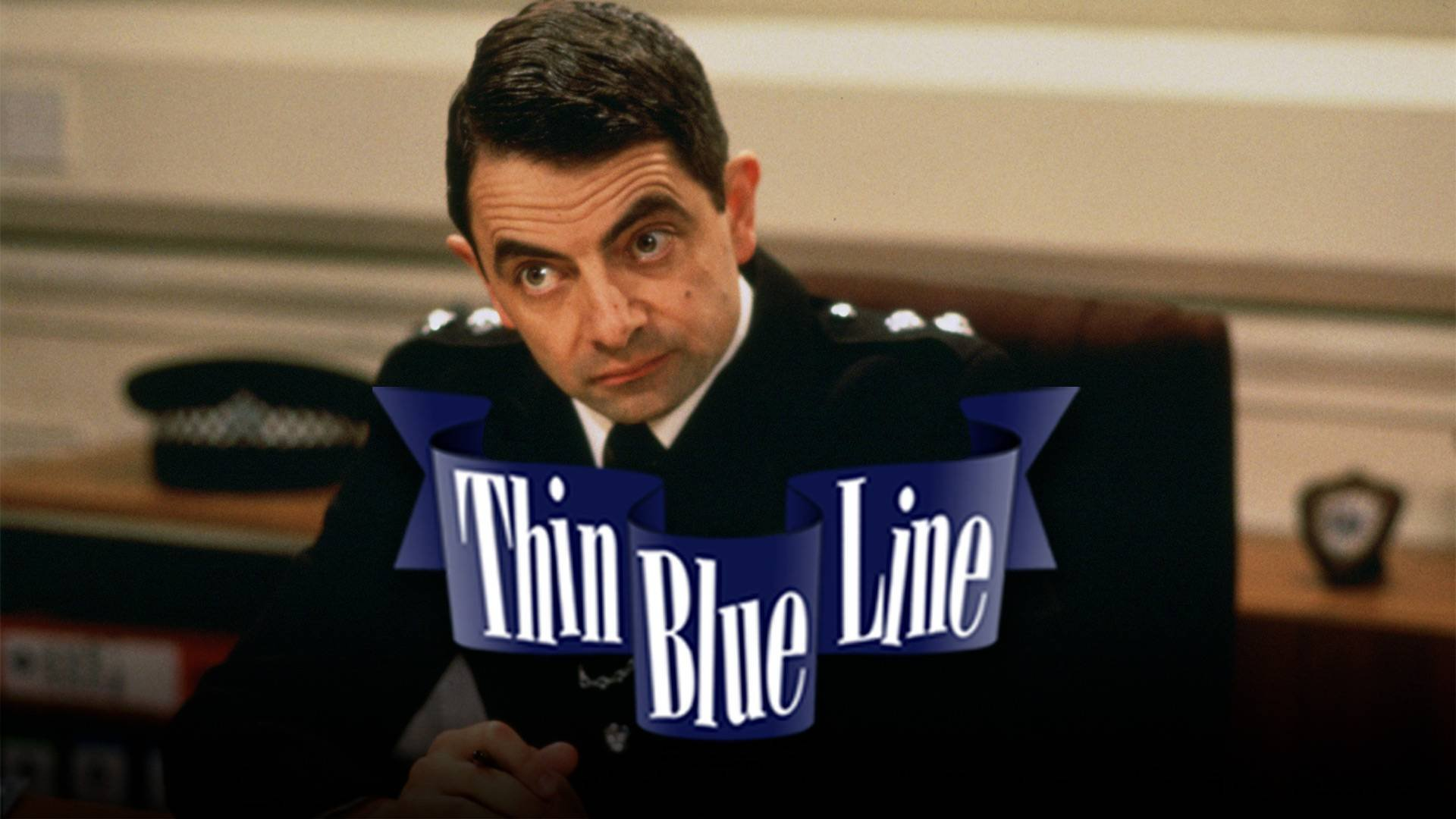 The Thin Blue Line on BritBox UK