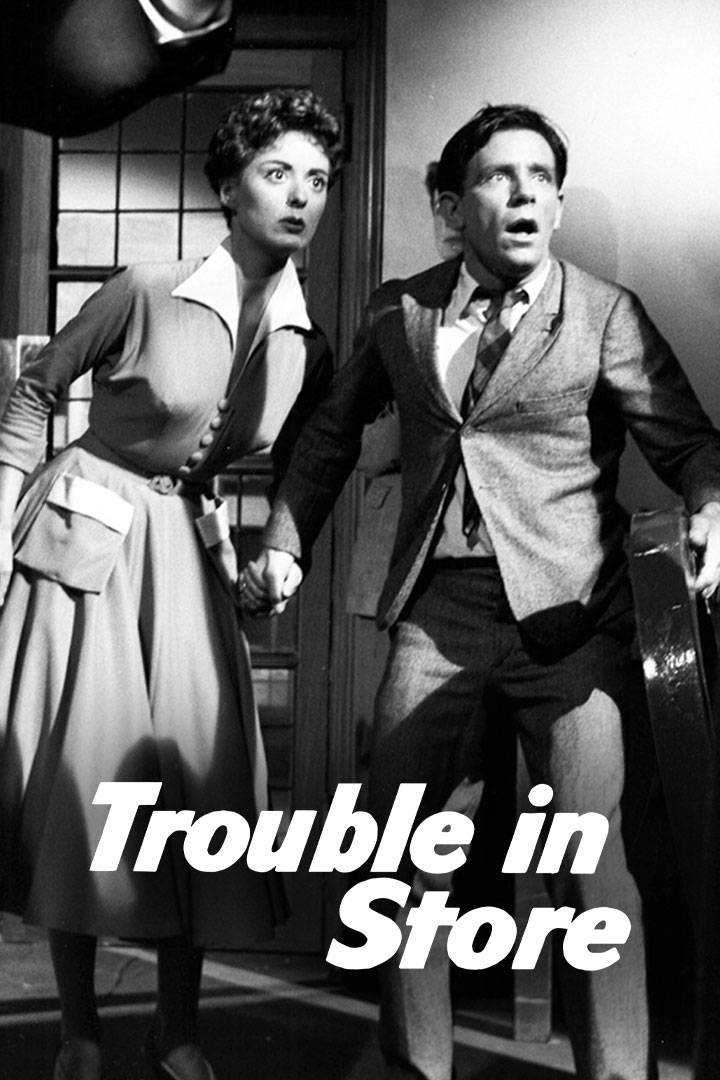 Trouble in Store on BritBox UK
