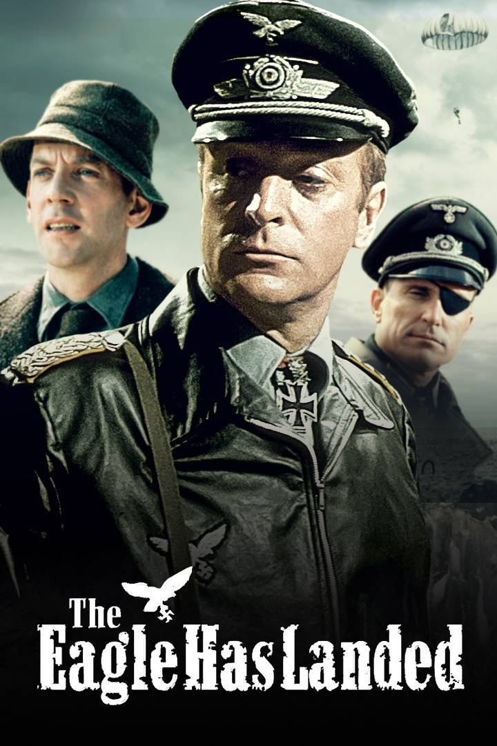 The Eagle Has Landed on BritBox UK