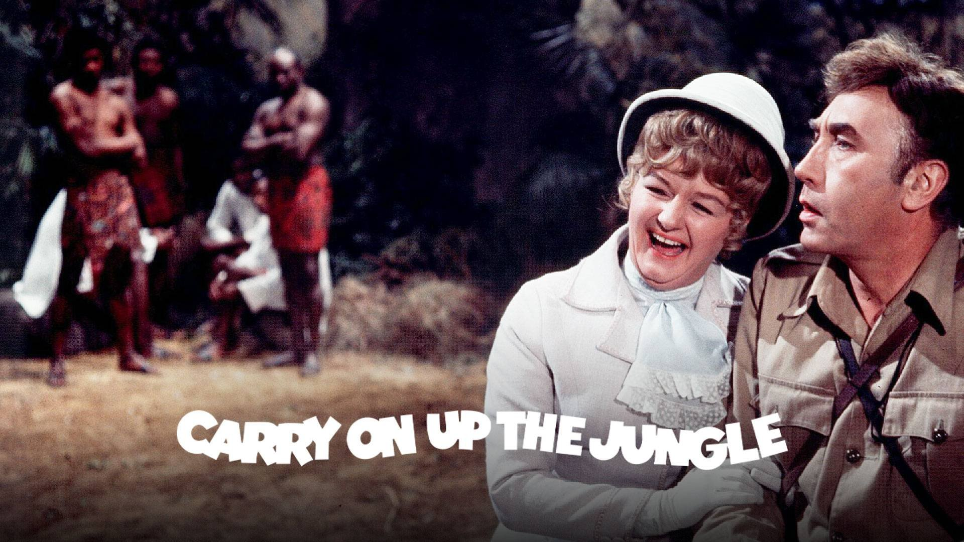 Carry On Up The Jungle on BritBox UK