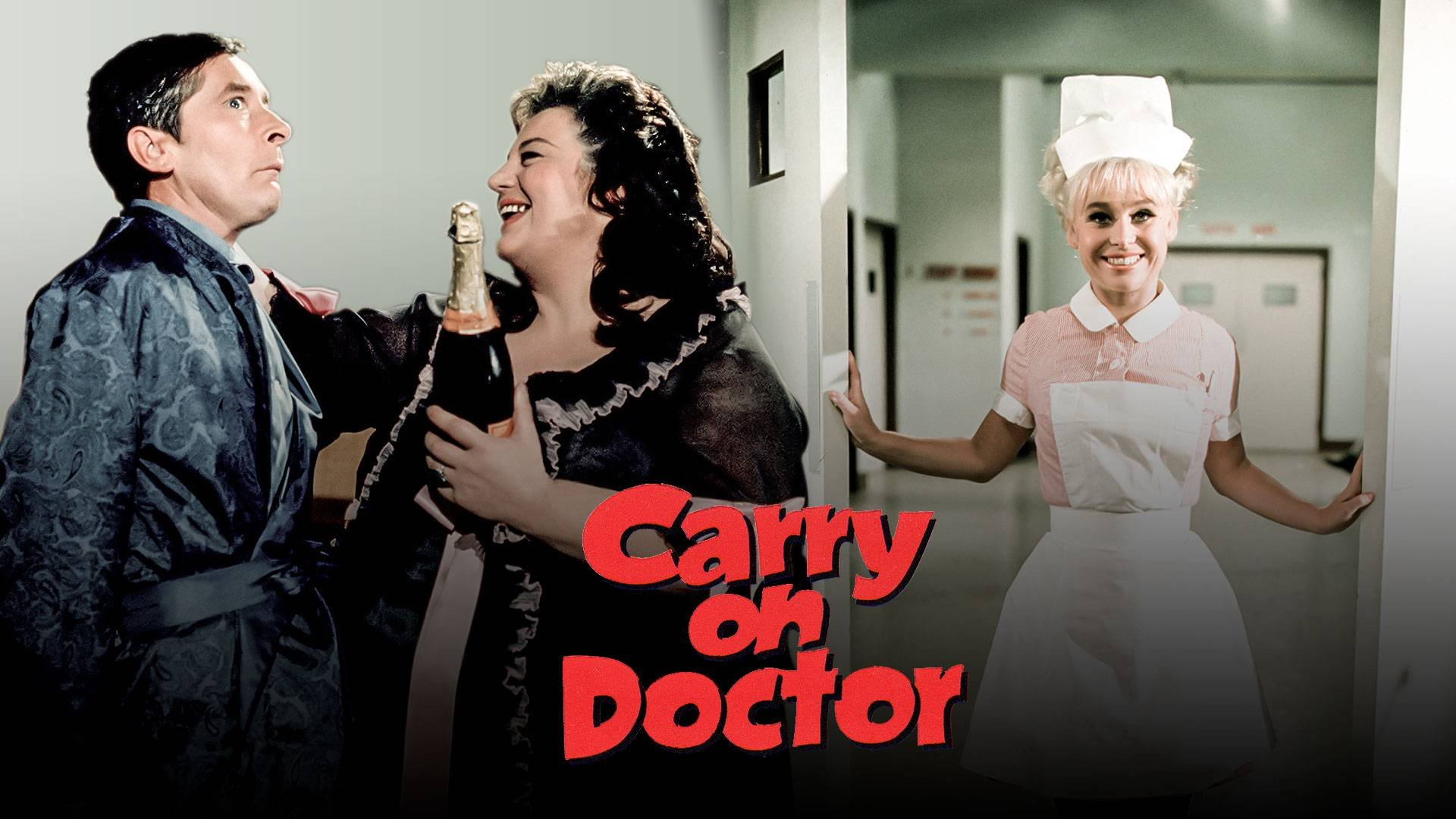 Carry On Doctor on BritBox UK