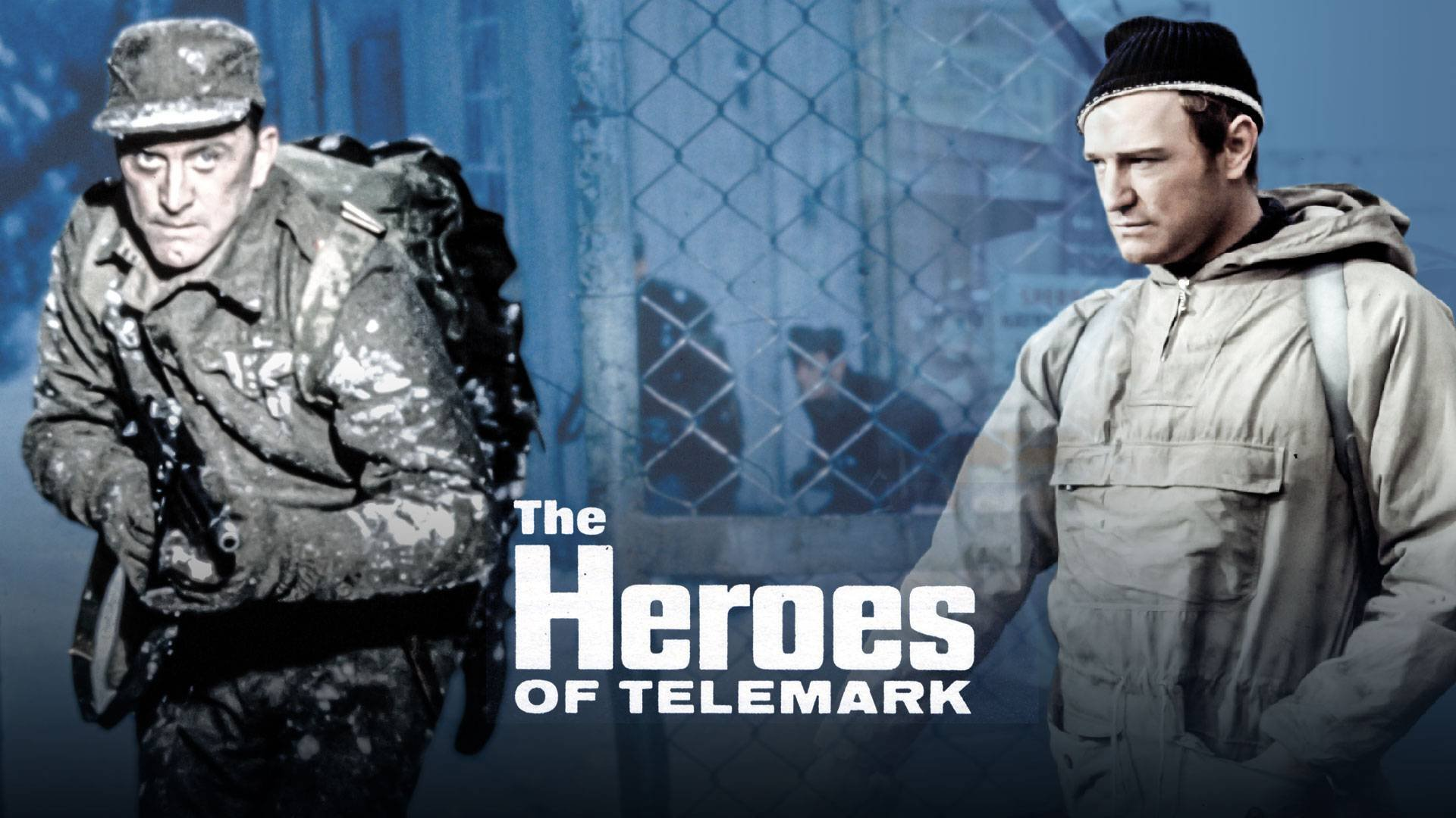 The Heroes of Telemark on BritBox UK