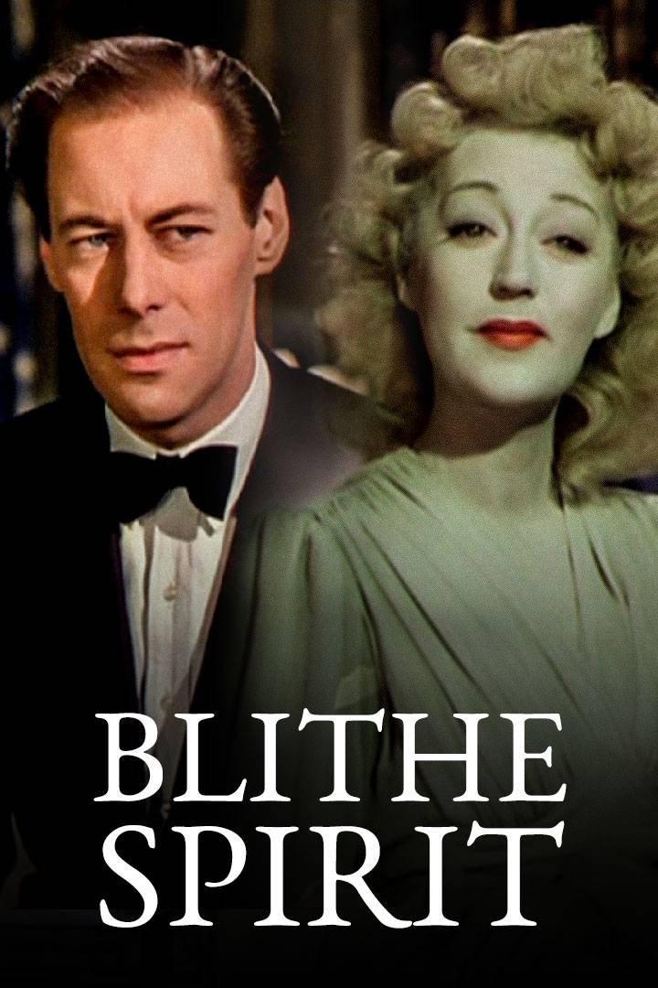 Blithe Spirit on BritBox UK