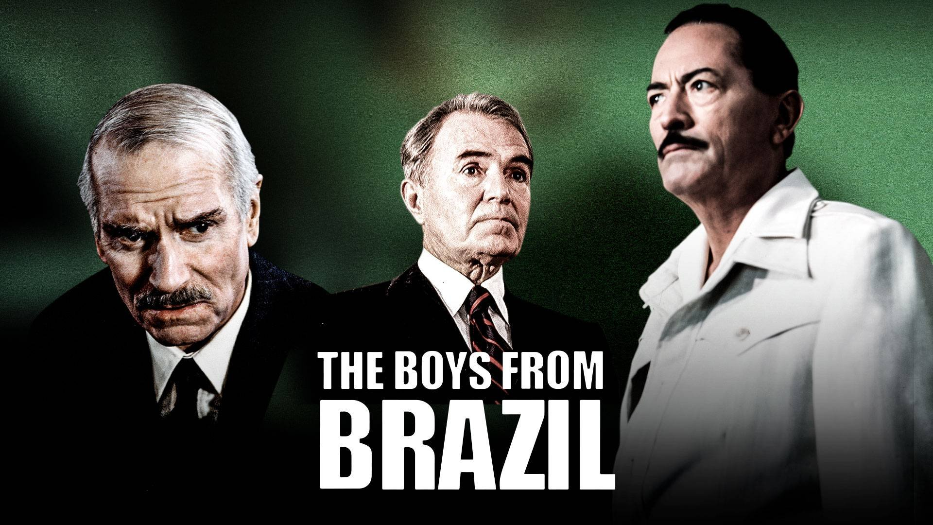 The Boys From Brazil on BritBox UK