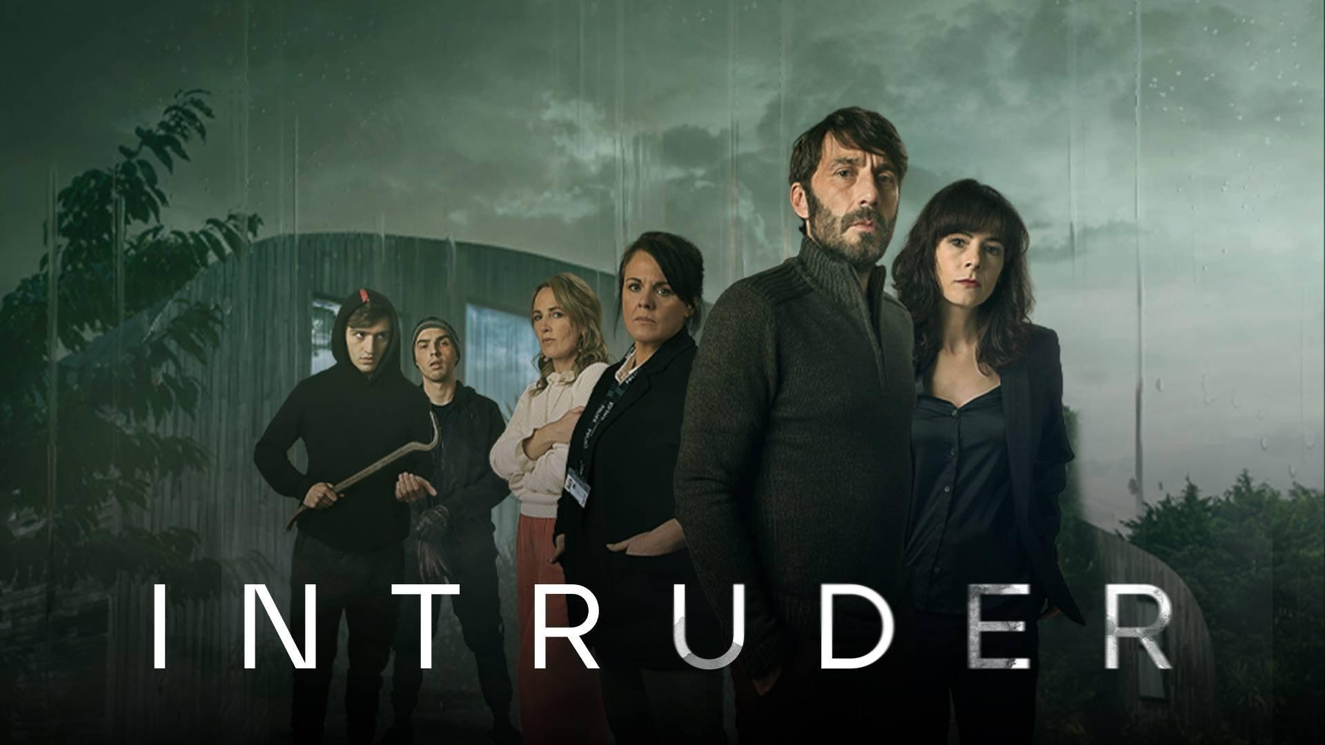 Intruder on BritBox UK