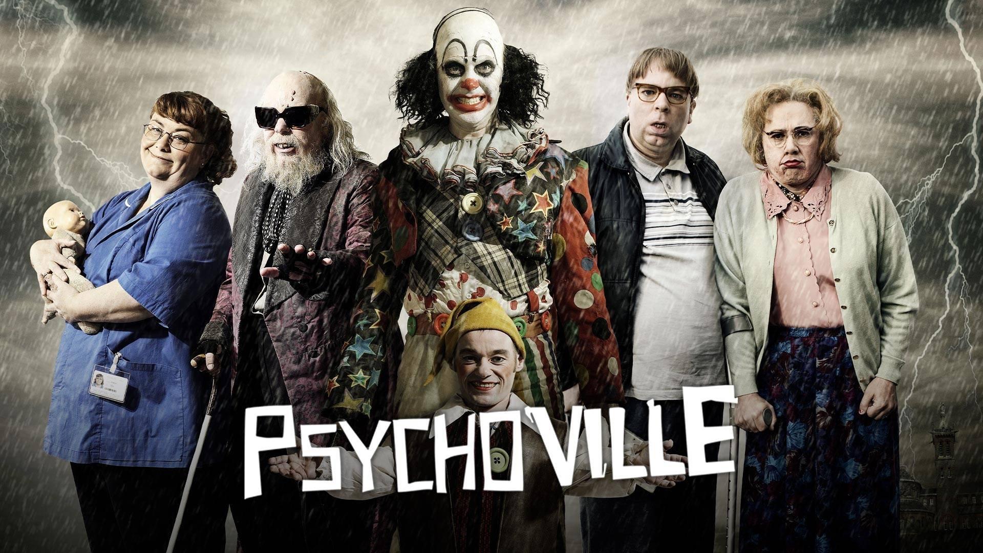 Psychoville on BritBox UK